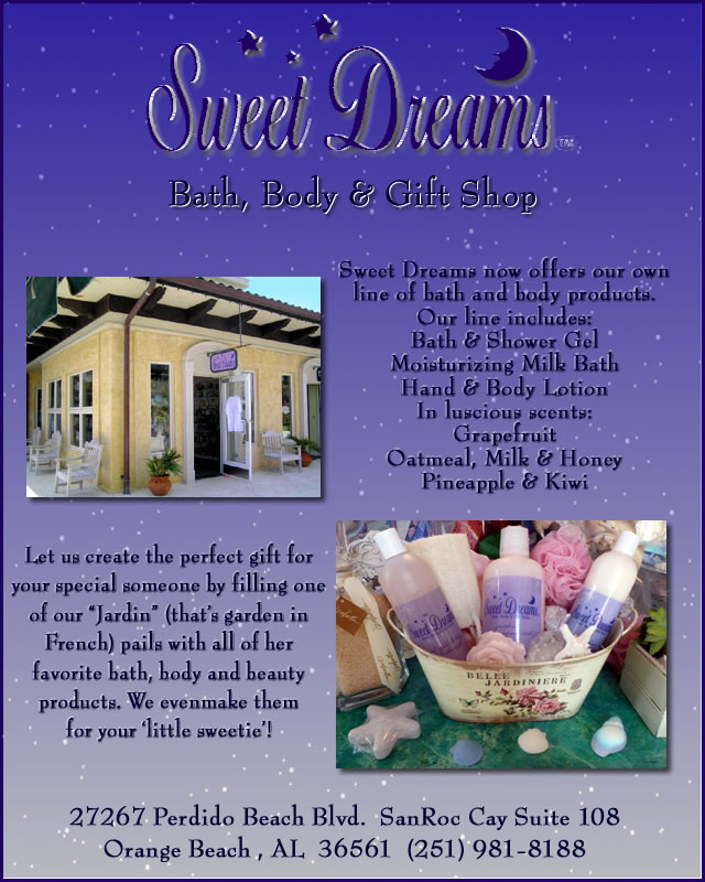 Sweet Dreams Bath & Body