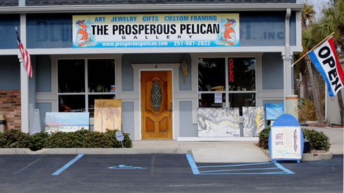 The Prosperous Pelican Orange Beach, AL Shopping,