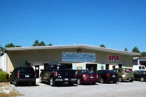 Coastal Cottage Orange Beach, AL Shopping, Services