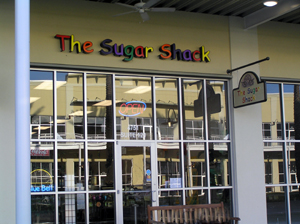 The Sugar Shack Orange Beach, AL Dining, Shopping