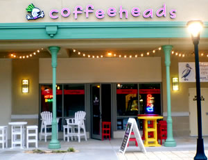 Coffeeheads Gulf Shores, AL Dining,