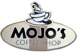 Mojo's Coffee Shop Pensacola, FL