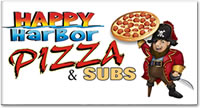 Happy Harbor Pizza & Subs - Oyster Bay Bon Secour, AL