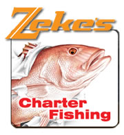 Zeke's Charter Fleet Orange Beach, AL